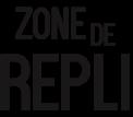 Internement - Zone de repli