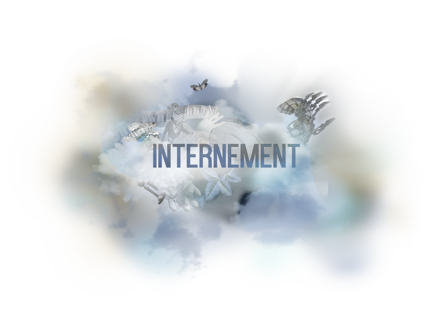 Internement - Les zones
